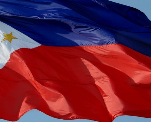 Philippines Flag 2