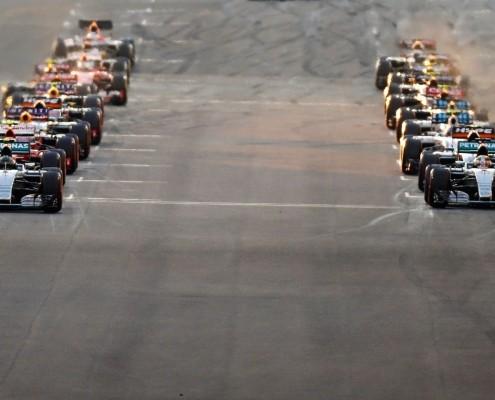 Abu Shabi Grand Prix photo