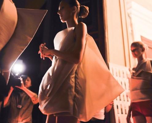 Paris Fashion week runway photos