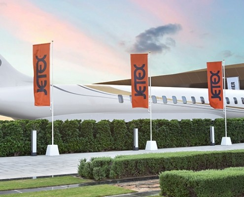 Jetex signs agreement with Bombardier