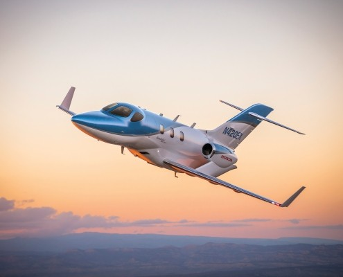 HondaJet-Elite